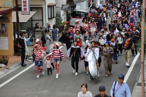 ひさハロパレード